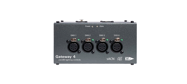 Category Data Gateway 4